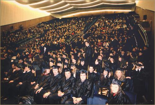 European School of Economics Graduation Lauree