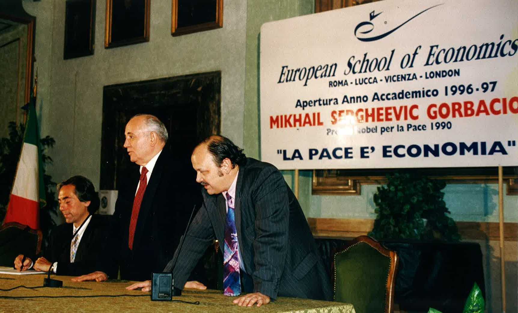 european school of economics nobel