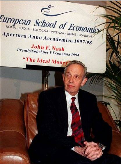 john nash a beautiful mind