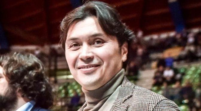 Popov, amministratore unico della Pallacanestro Cantù